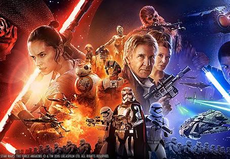 Star Wars: The Soundtrack Awakens
