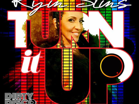"TuneIN :: Kym Sims ""Turn It Up"" (The Dirty Disco Remixes)"