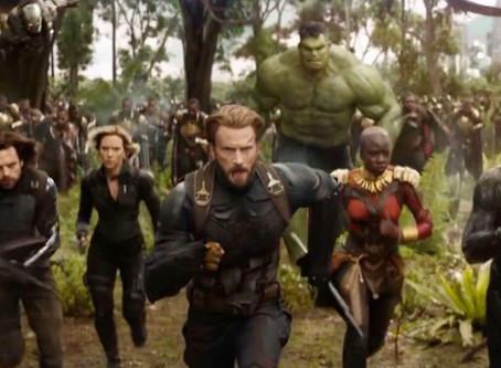 Trailer | Marvel Studios AVENGERS: Infinity War