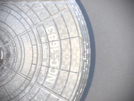 UnBoxing | Star Trek Discovery USS EDISON from Eaglemoss