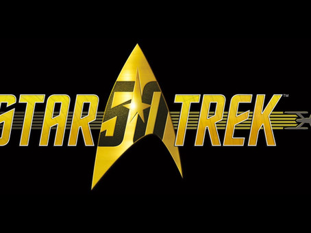 STAR TREK 50 Years Later Opens Its Vault