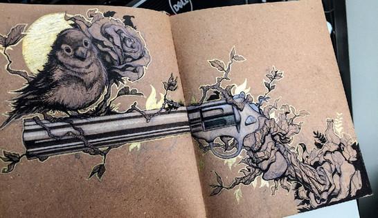 Bird and the gun