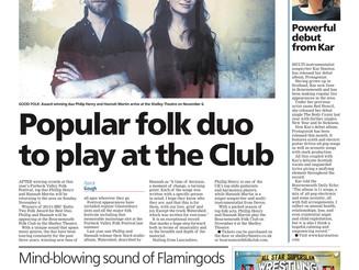 Bournemouth Echo article