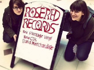 Blog: Bags of gigs, 'rebrand'...and an album on the way...(Part 1)