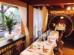 Interior of Syrtaki Restaurant Hildesheim