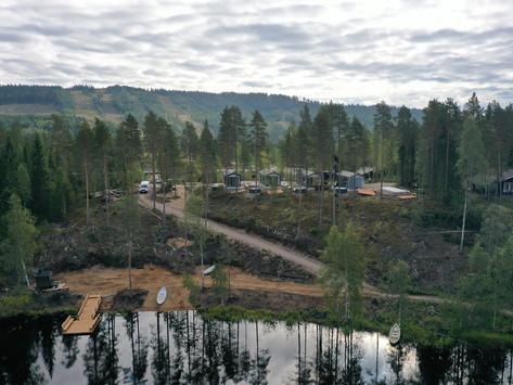 Lake Resort Paljakka oy rakentaa uutta majoitustilaa Paljakkaan