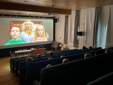 Puolanka Kino näytti ensimmäisen elokuvan