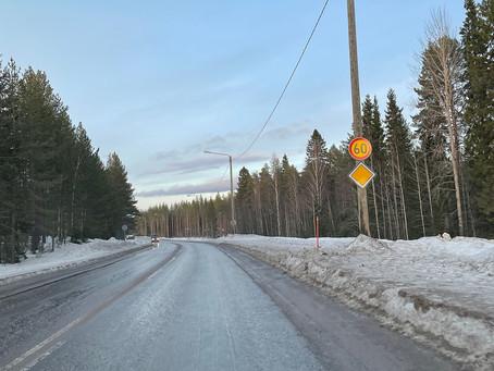 Kantatie 78:n nopeusmuutos parantaa turvallisuutta huomattavasti