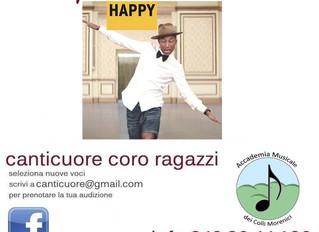 Corsi di Canto Corale 2016/2017
