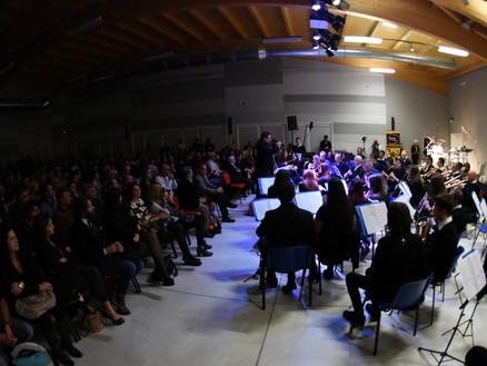 1 Gennaio 2016: Gran Concerto di Capodanno