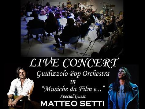 Domenica 26 Giugno: doppio appuntamento con Matteo Setti!
