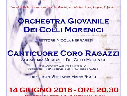 14 giugno 2016 ore 20.30 a Cavriana: KIDS&MUSIC