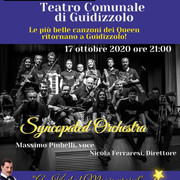 Sabato 17 ottobre 2020: Classic Save the Queen al Teatro Comunale di Guidizzolo