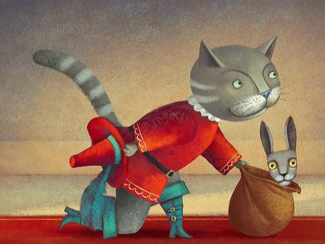 Sabato 21 gennaio 2017: Il Gatto con gli Stivali - favola in musica