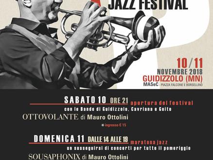 The P-Effect Jazz Festival - Remembering Paolo 10-11 novembre 2018