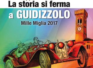 21 Maggio 2017: 1000 Miglia a Guidizzolo. Banda presente!