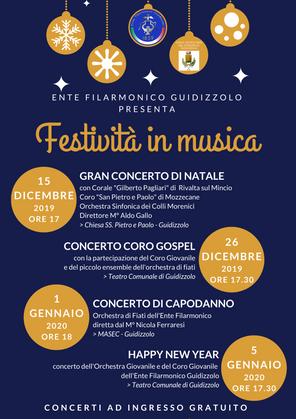 Festività in Musica 2019