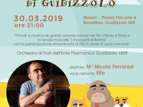 30 Marzo 2019: Elio e i Musicanti di Guidizzolo - Masec, Guidizzolo
