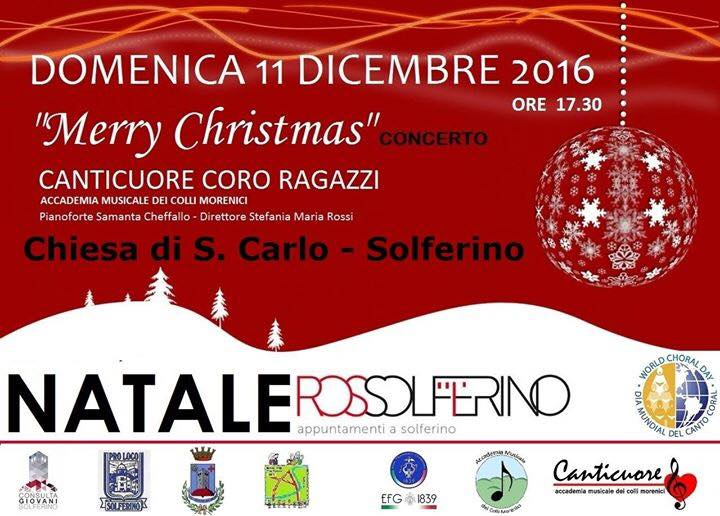 Natale a Solferino