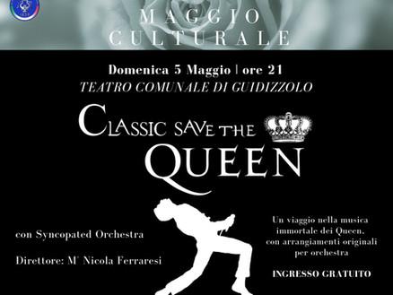 5 maggio 2019: Classic save the Queen