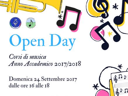 OPEN DAY! Domenica 24 settembre a Guidizzolo