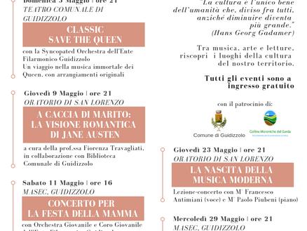 Maggio Culturale 2019