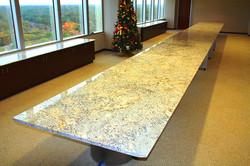 48-White-Spring-Granite-Table-Stainless-Bases-