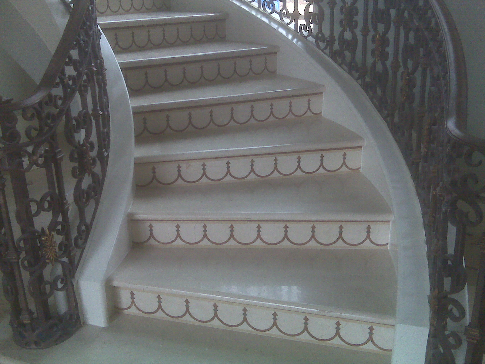 Malik stairs