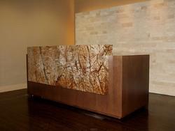 Rainforest-marble-desk