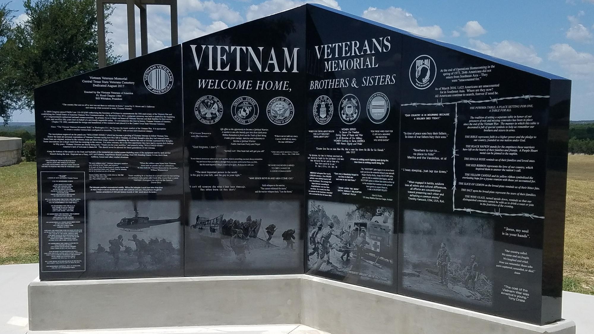 Killeen-Vietnam-memorial-07.21.17