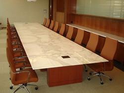 Conoco-24-ft-Calcutta-marble-book-matched-Bainbridge-panel-bases