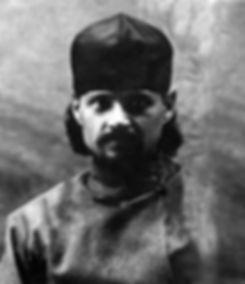 Священник  Евлампий Иванович Едемский-Своеземцев.Фото 1923 г.