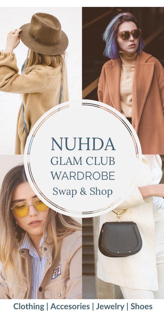Nuhda Glam Club Registration