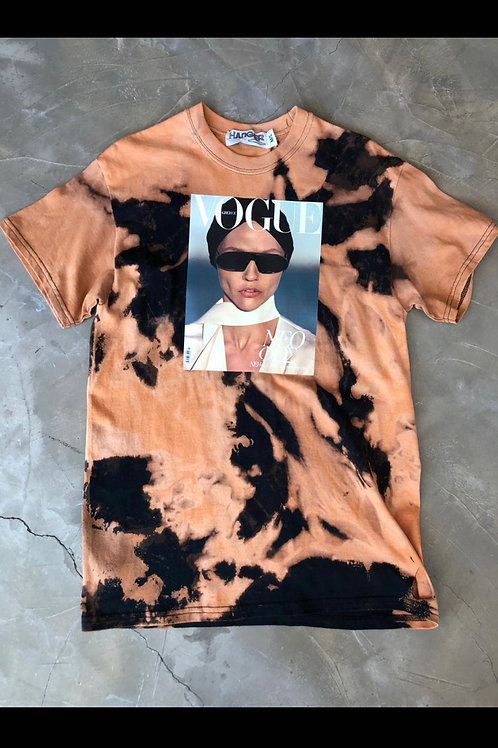 Vogue Tie Dye T-shirt