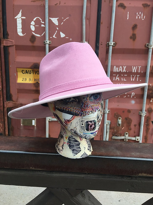 Lucy Pink Hat