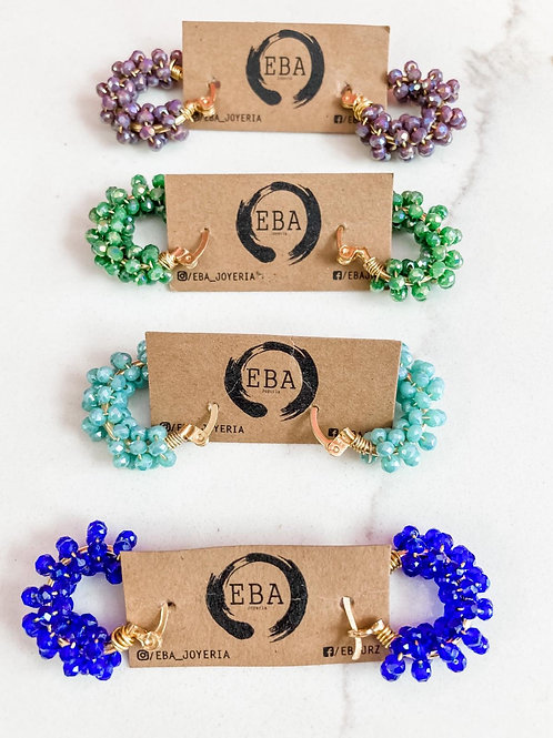 EBA Huggie Hoop Earrings