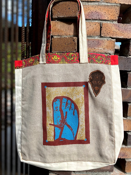 Atómica Huarache Handbag
