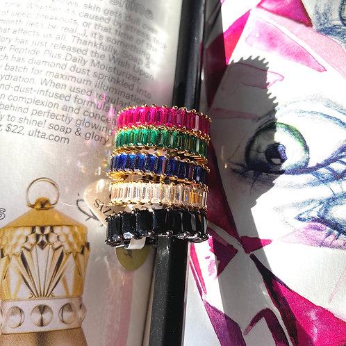 Rainbow Rings