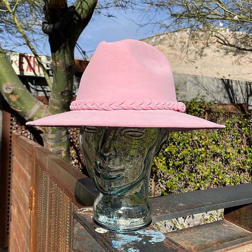 Pink Hailey Hat