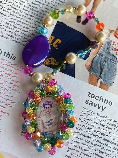 Daft Punk Frida Bracelet