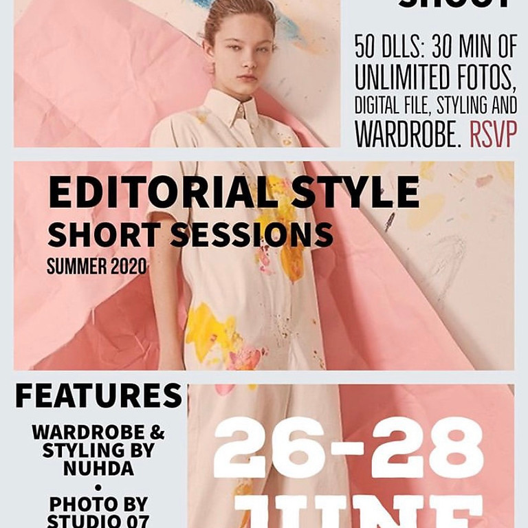 Editorial Mini Sessions