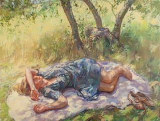 Ben Fenske, American Impressionist, Master Class