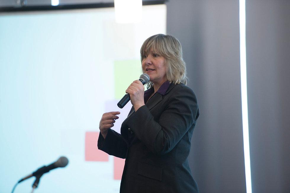 Barbara May Edmonton's Best Public Speaking Coach