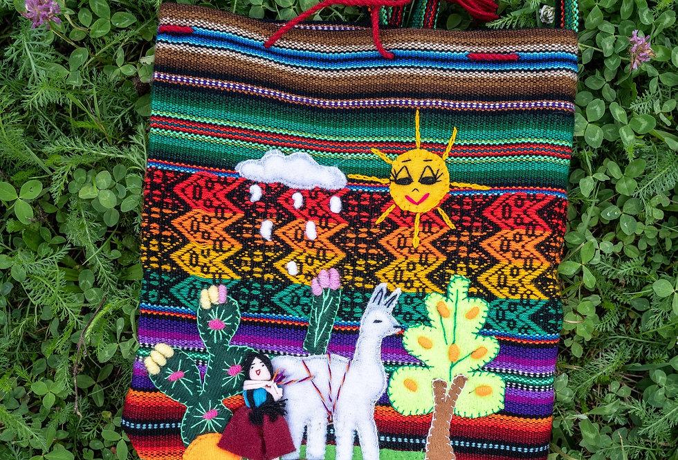 Macchu Picchu Bag