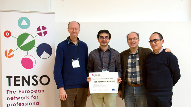 Winner of the Tenso Prize 2015