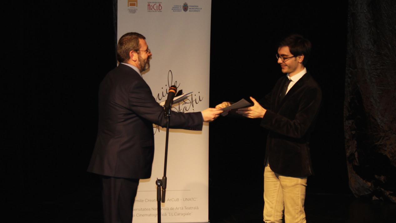 Prize of Creativity 2014