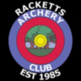 Racketts target logo