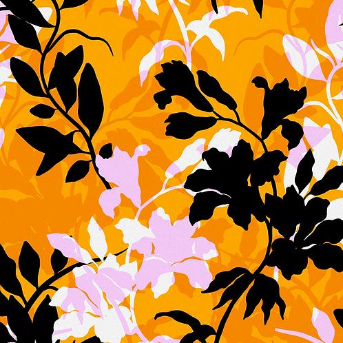 Estampa Floral Sobreposto