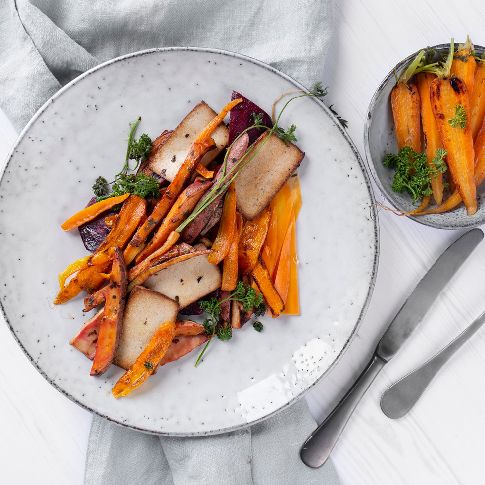 Vegan Food Photography