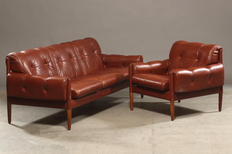 Sofa marrone